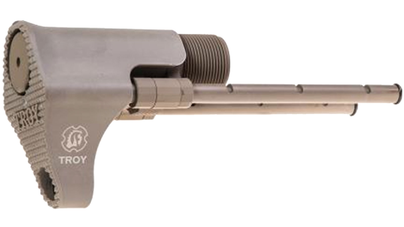 Troy Industries Tomahawk Stock Flat Dark Earth 5.56 Short with BCG