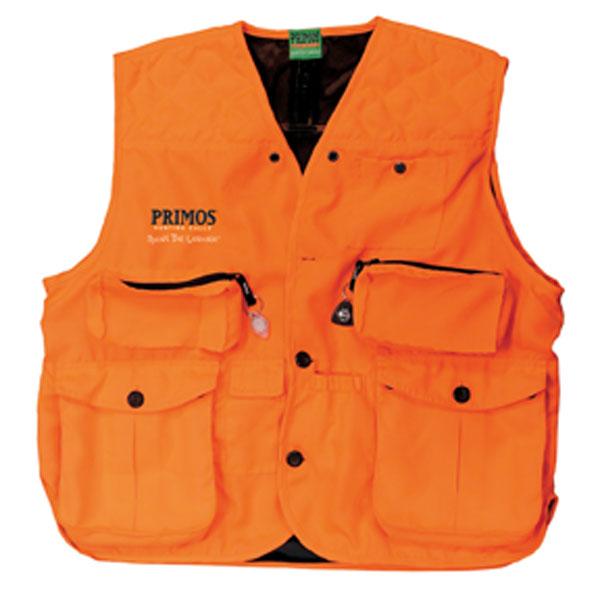 Primos Game Calls Gun Hunter Vest LG