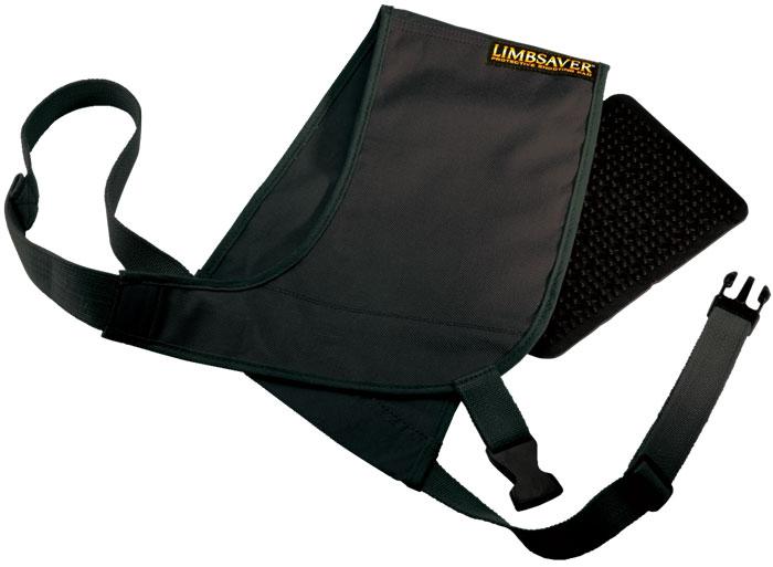 Limbsaver 90102 Proctective Shooting Pad Strap-On Shoulder Black NAVCOM
