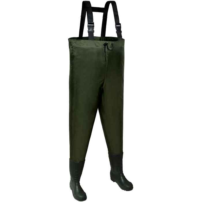 Allen Two PLY Bootfoot Wader 10