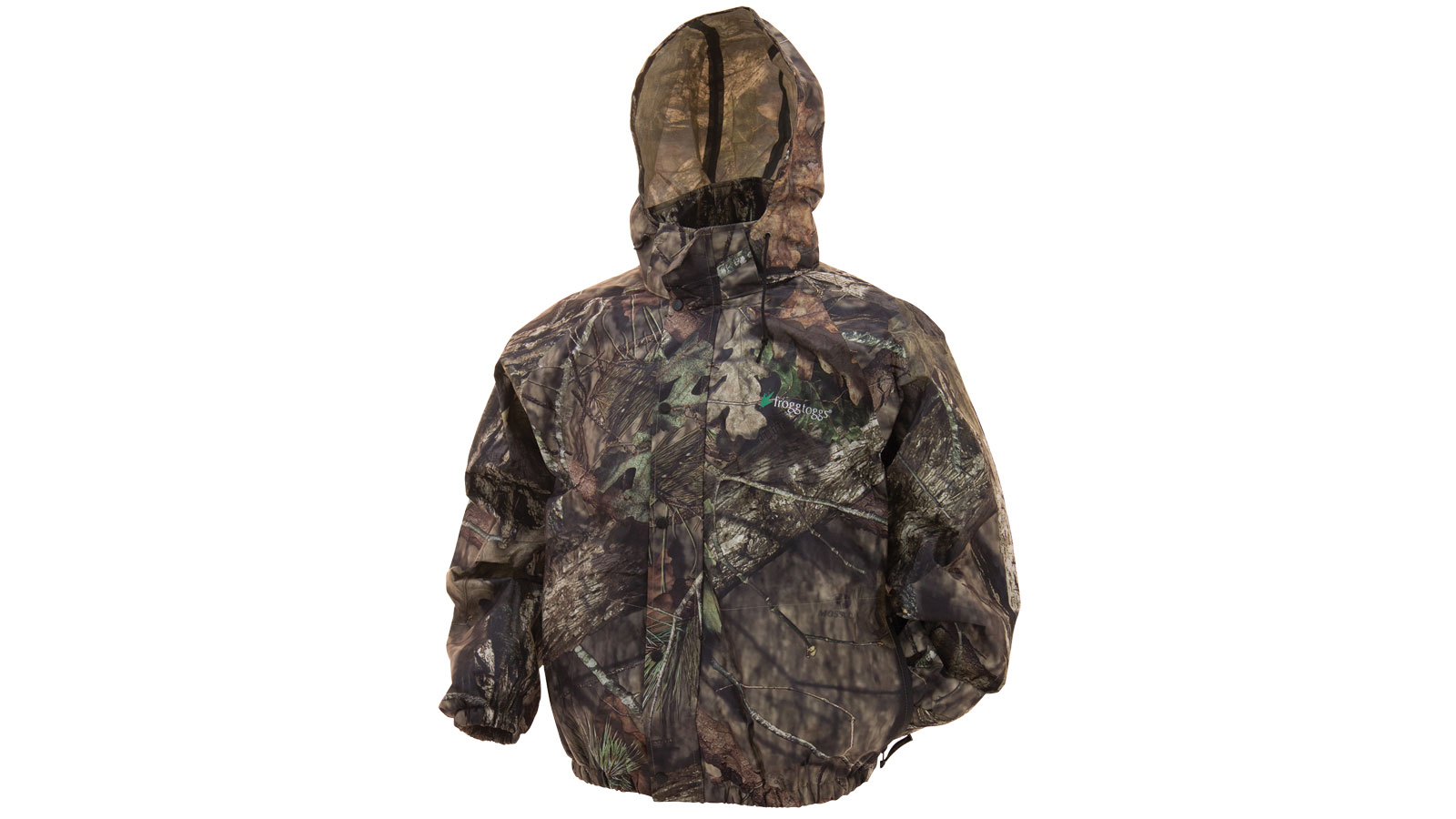 Frogg Toggs Pro Action Camo Jacket Mossy Oak Break Up Country, Small