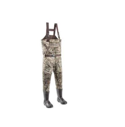 Allen Skybuster Neoprene Bootfoot Chest Wader Size 7 Realtree MAX-5