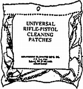 Southern Bloomer 103 Cleaning Patches Universal