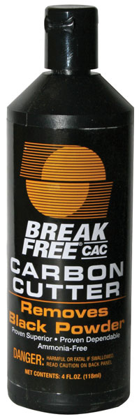 Break-Free CAC410 Carbon Cutter Cleaner|Degreaser 4 oz