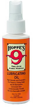 Hoppes 1004 Lubricating High Viscosity Oil 4 oz Pump