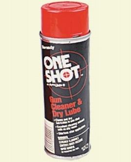 Hornady 9990 One Shot Gun Cleaner Cleaner|Lubricant 5 oz