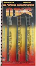 Otis Variety Pack Receiver Brushes