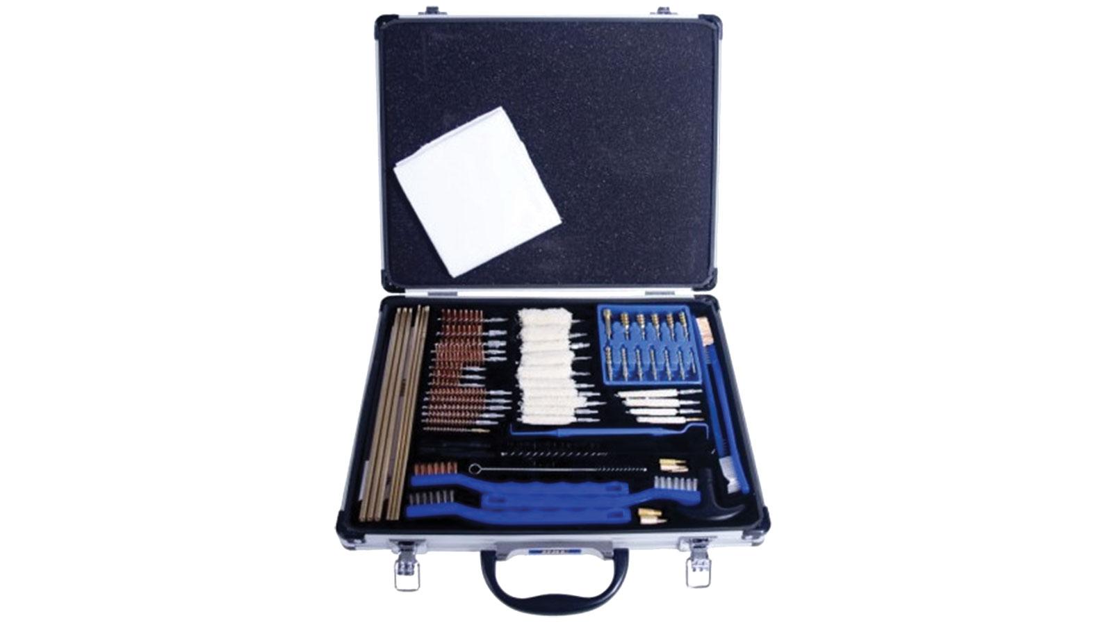 GunMaster Select 63 Pc Deluxe Gun Clng Kit