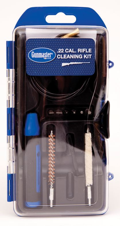 DAC GM22LR 22 Rifle Cleaning Kit 14 Piece