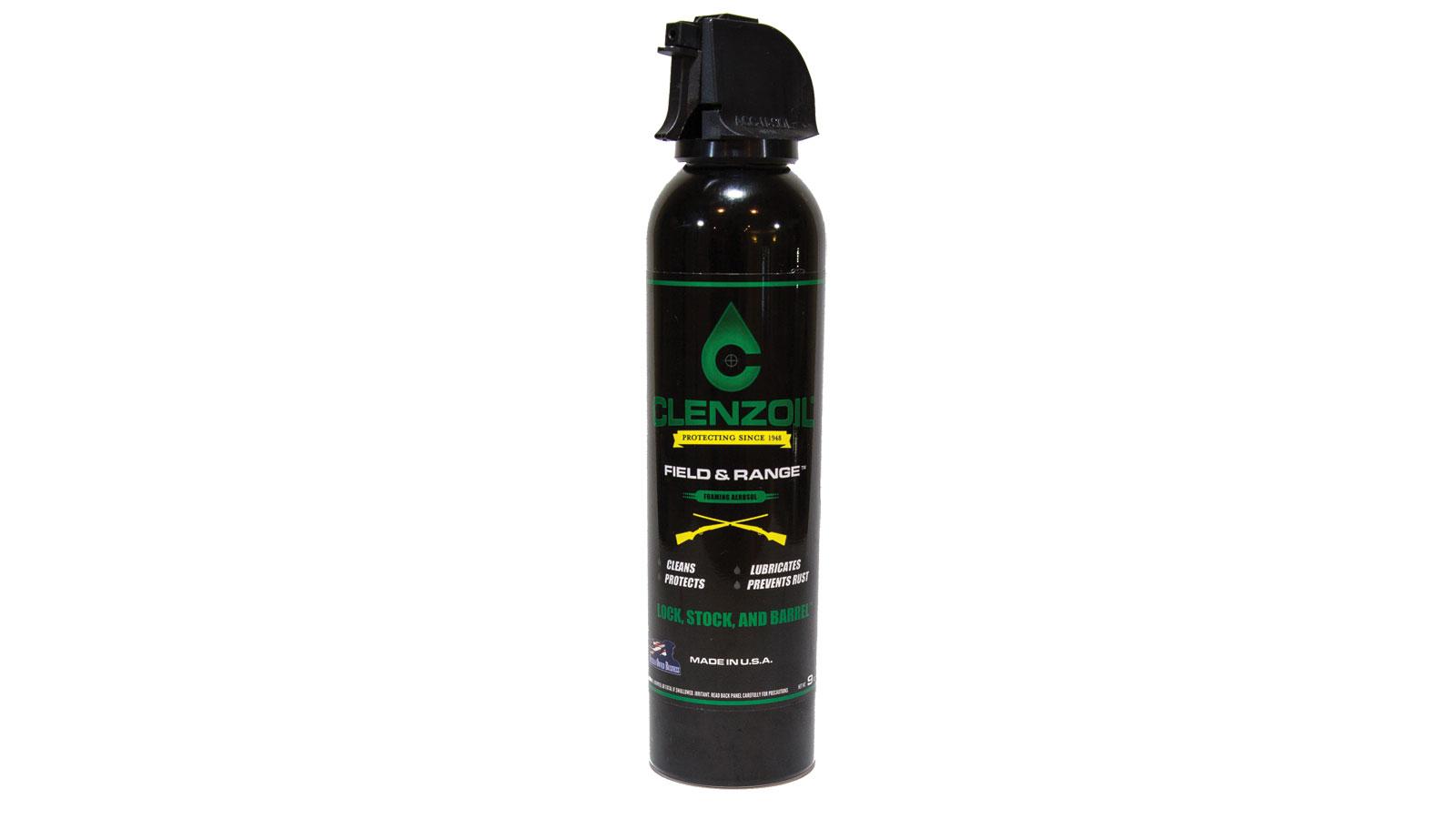 Clenzoil 2380 Field & Range Foaming Aerosol Cleaner|Lubricant|Protector 9 oz