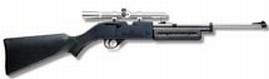 Crosman 764SB 177 Air Rifle Pump .177 Silver