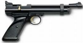 Crosman .22 Cal C02 Air Gun Pistol