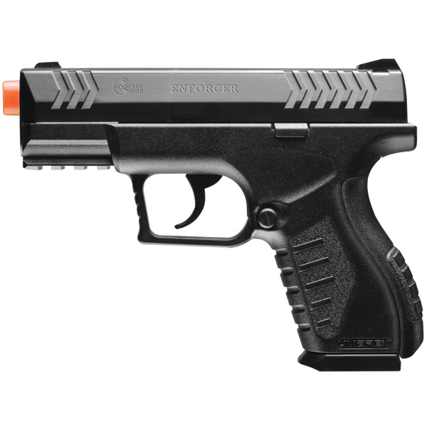 RWS Combat Zone Enforcer 6mm Airsoft Air Gun Pistol