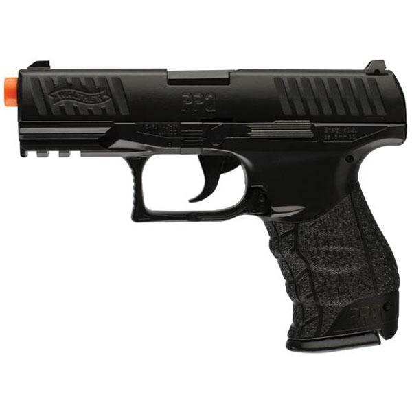 RWS Walther PPQ Spring Airsoft Air Gun Pistol Black