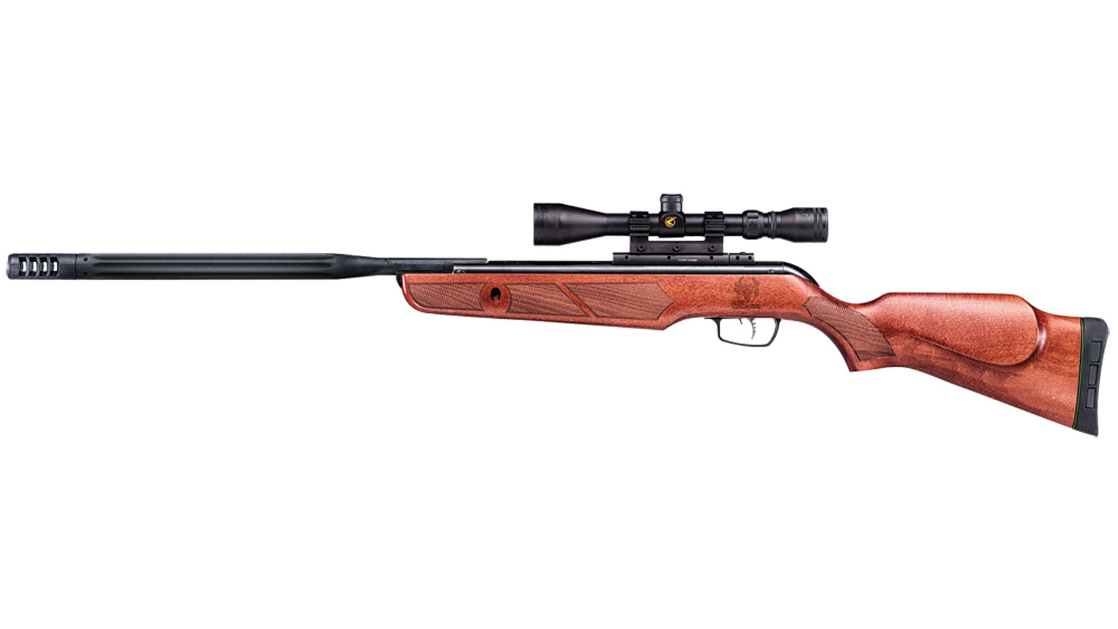 Gamo 611006315554 Bone Collector Hunter Air Rifle .22 975FPS