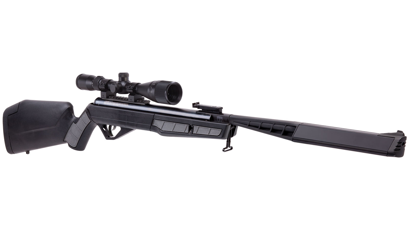 Benjamin BMN2Q2SX Mayhem Air Rifle Break Open .22 Black