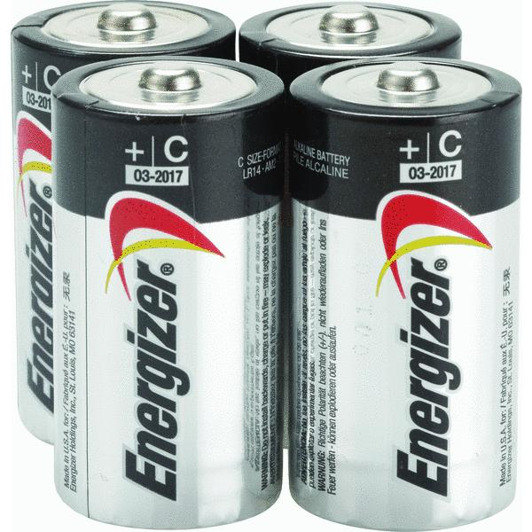 Energizer C Battery 4pk