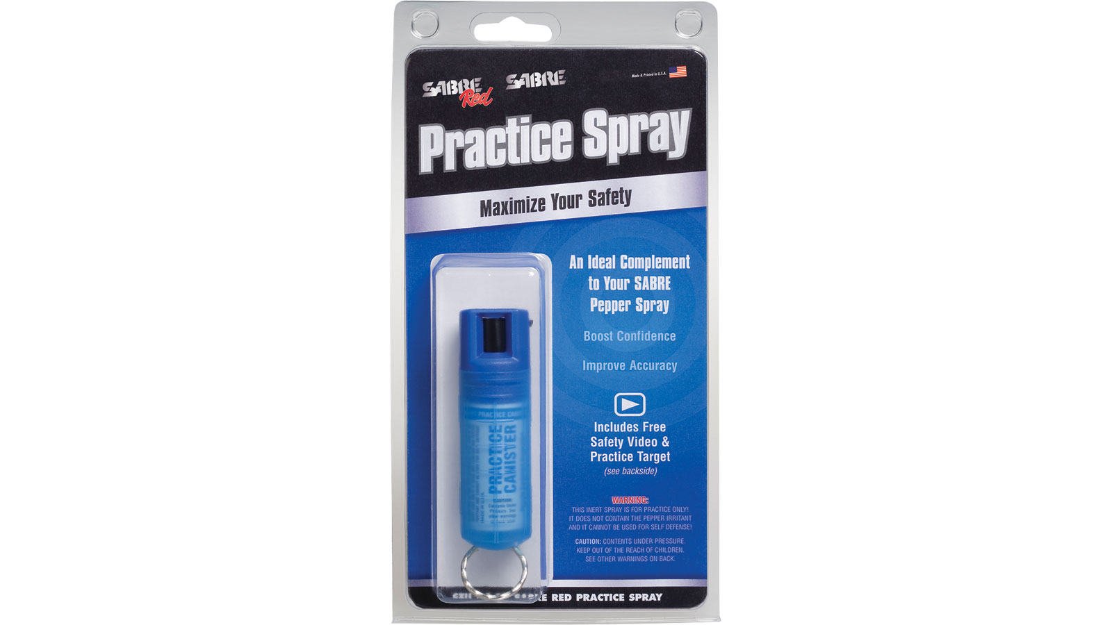 Sabre Red STU-HC-00 Inert Training Practice Spray