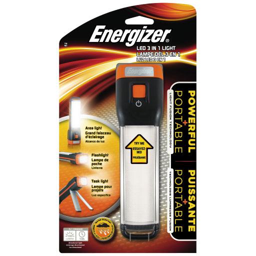 Energizer LIGHT FUSION 3-1 LIGHT