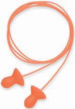 Howard Leight R01522 Multiple Use Quiet Earplugs 26 dB Orange