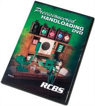 RCBS Reloading DVD