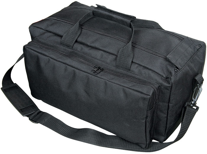 Allen DLX Tactical Range Bag Black