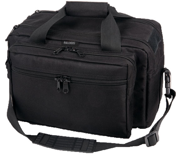 Bulldog XLarge Range Bag with Pistol Rug