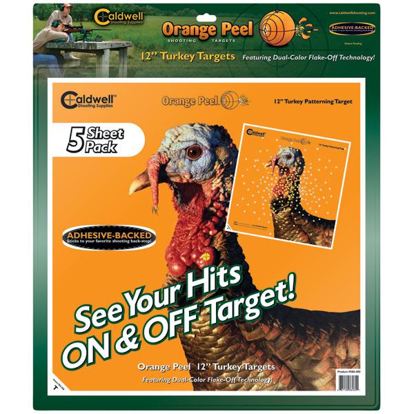 Caldwell 586485 Turkey Targets 5 Pack