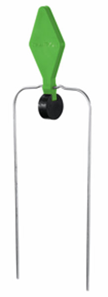 Champion Targets Single 5.5-inch RAD Green DIA Spinner