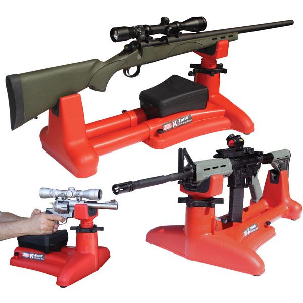 MTM KSR30 K-Zone Shooting Rest Syn