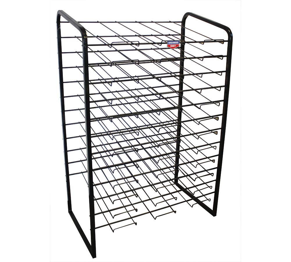 Birchwood Casey TGT Rack EMPTY-12SH-23X35