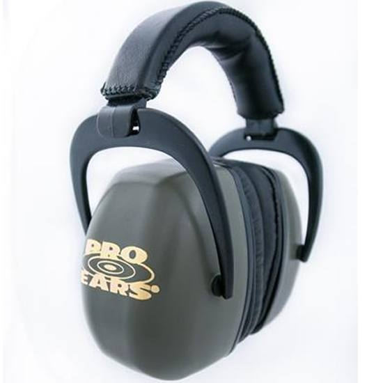 Pro Ears Ultra Pro Ear Protection Green