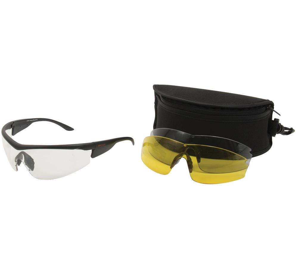 Allen 27874 Ruger Concept Shooting Glasses Lens Set