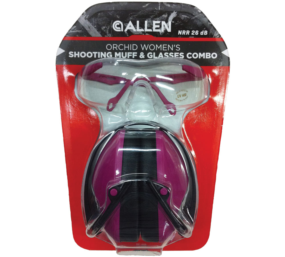 Allen 2317 Womens Shooting Muff