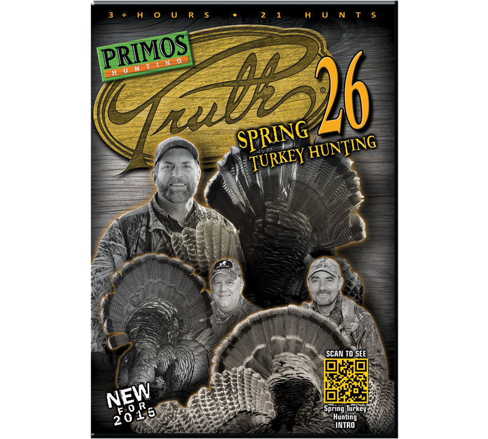 Primos Game Calls TRUTH 26 SPRING TKY DVD