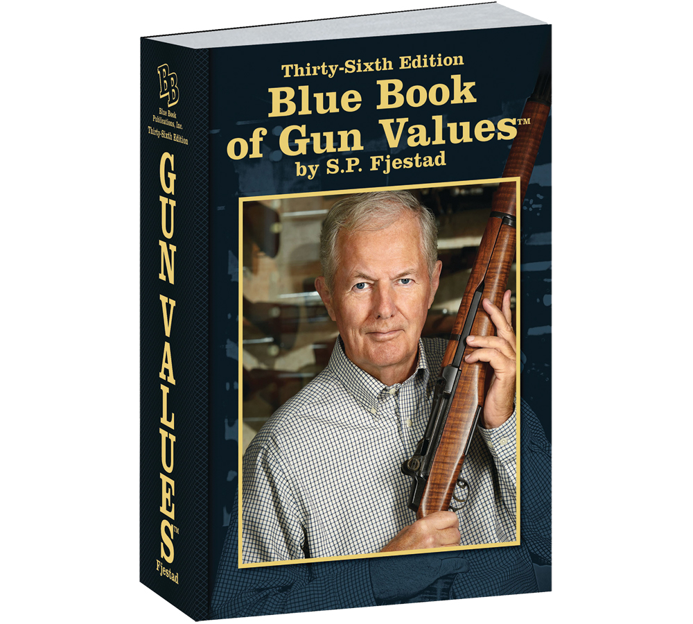 Blue Book of Gun Values 36th Edition All Guns