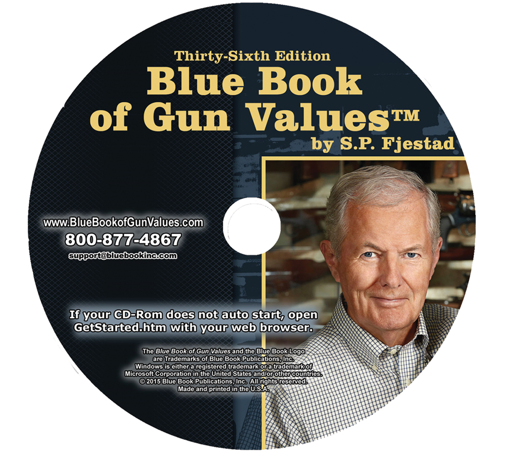 Blue Book 36TH EDITION CD-ROM BLUE