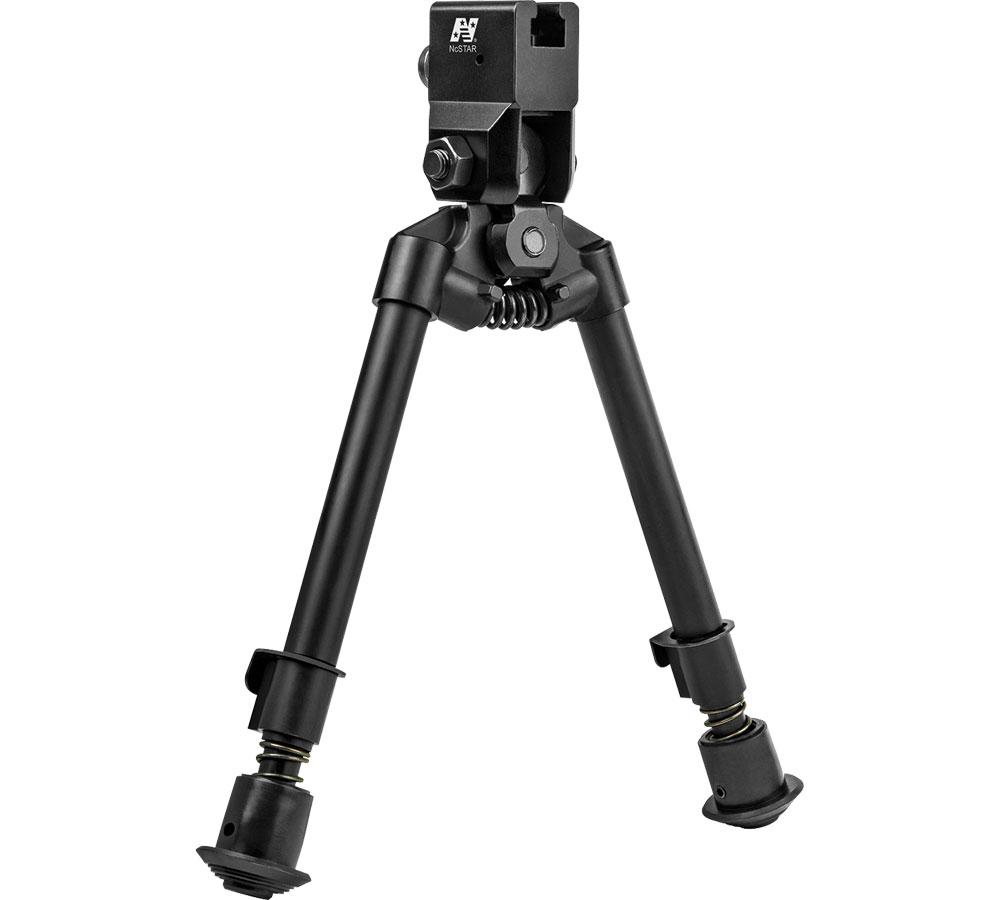 NC Star AR15 Bipod w| Bayonet Lug QR Mount|Notched Legs