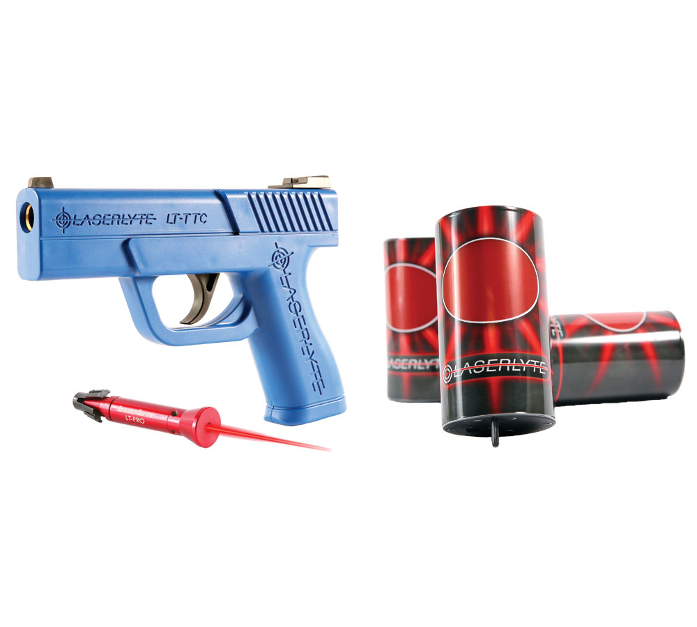 LaserLyte LLTGM LaserLyte Master Module Laser System 650nm Red Laser Hi-Point 380ACP|9mm|40SW|45ACP Trigger Guard Black