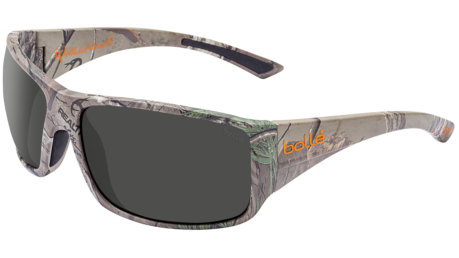 Bolle 12035 Tigersnake Shooting|Sporting Glasses Realtree Xtra