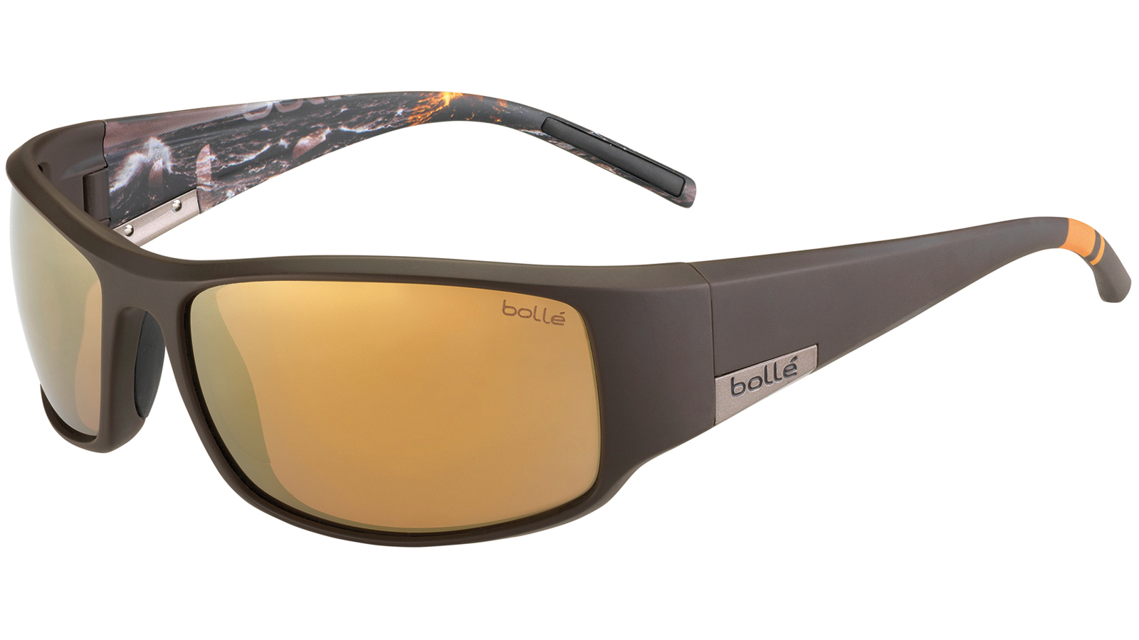 Bolle 12120 King Shooting|Sporting Glasses Brown