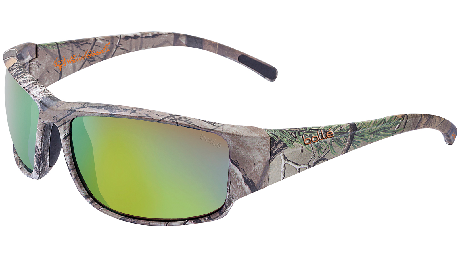 Bolle 12040 Keelback Shooting|Sporting Glasses Realtree Xtra