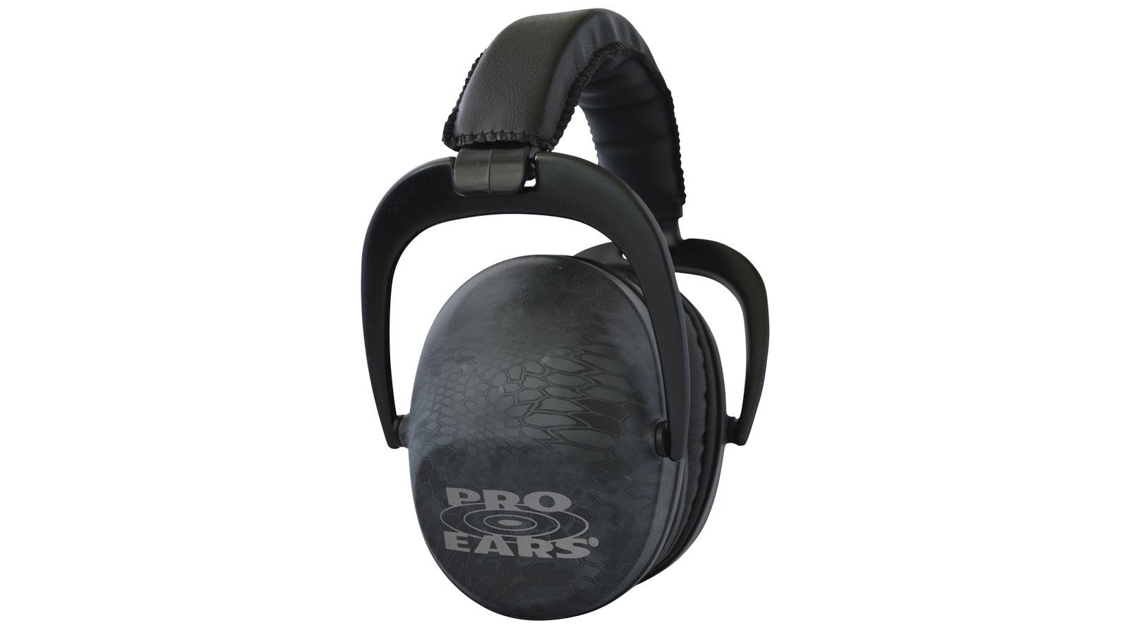 Pro Ears Ultra Sleek Noise Reduction Rating 26dB, Typhoon