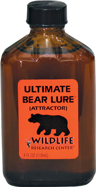 Wildlife Reseach 4 OZ Bear LURE