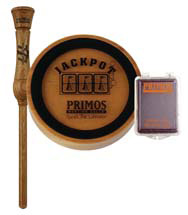 Primos 258 Jack Pot Friction with Glass Jack Pot Friction with Glass