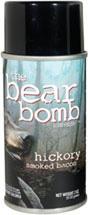 Buck Bomb Bear Bomb HiCKORY Small Bacon