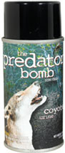 Buck Bomb Predator Bomb Coyote Urine