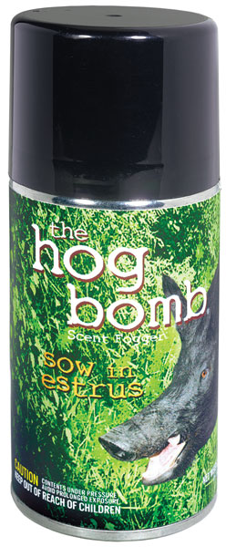 Buck Bomb HOG Bomb SOW in Estrus