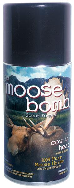 Buck Bomb Moose Bomb COW in Heat