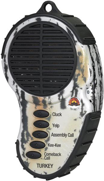 Cass Creek 969 Ergo Turkey Call 5 Sounds 3AAA Water-Resist
